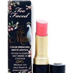 """Too Faced Color Drenched Matte Lipstick """"As If! """""""